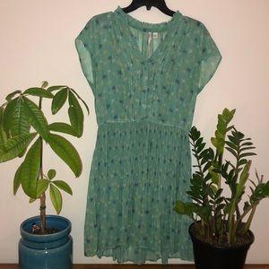 Palm tree dress 👗